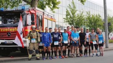 Deutsche Feuerwehrmeisterschaften im Halbmarathon und Marathon